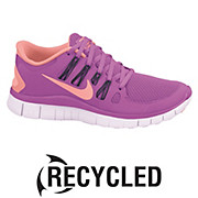 Nike Free 5.0+ Womens Shoes - Ex Display